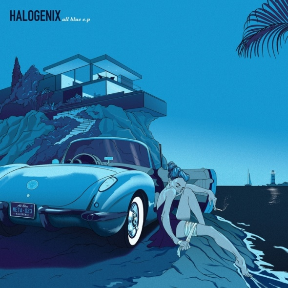 Halogenix – All Blue EP