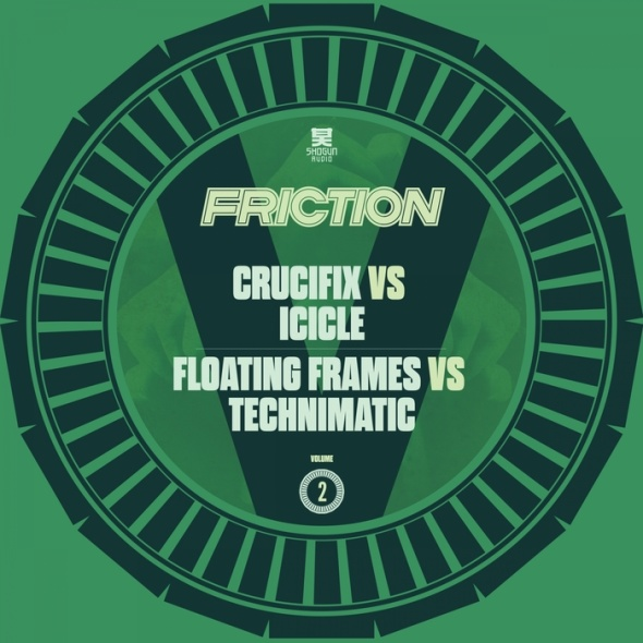 Friction Vs Vol. 2