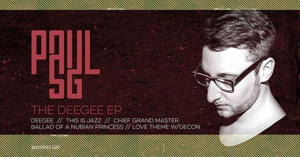 Paul SG – Deegee EP