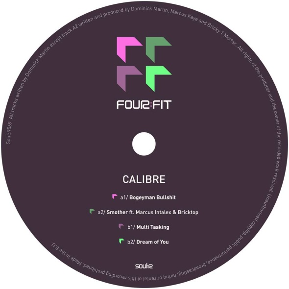 Calibre – Fourfit EP 004