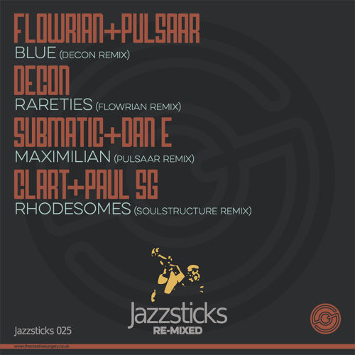 Jazzsticks RE-MIXED Part 1