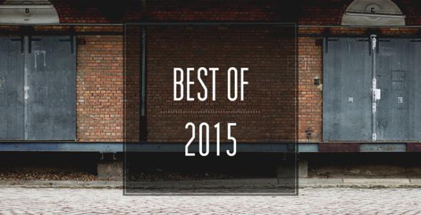 PunchBlog Jahrescharts 2015