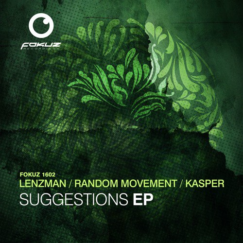 Lenzman, Random Movement, Kasper – Suggestions EP