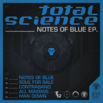 Total Science – Notes Of Blue EP [Metalheadz]
