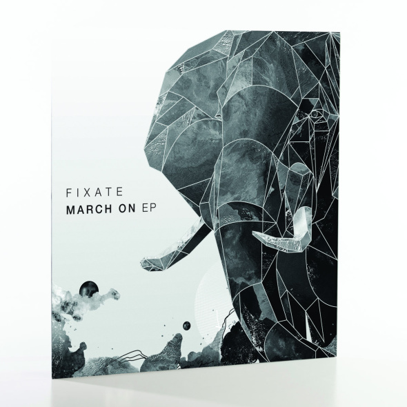 Fixate – March On EP [Exit Records]