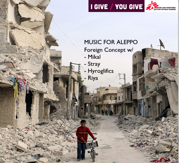 Foreign Concept – Music For Aleppo