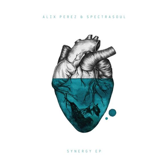 Alix Perez & SpectraSoul – Synergy EP [Ish Chat x 1985 Music]