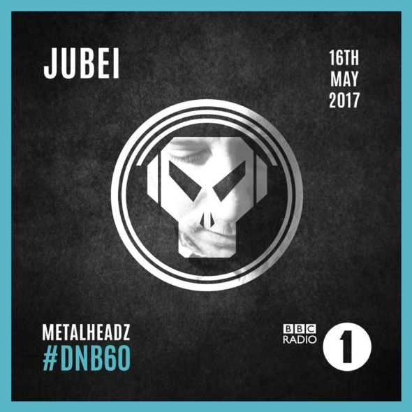 Jubei – Metalheadz DNB60 (Rockwell sits in for Friction)