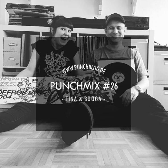 Punchmix Episode 26 – Tina & Booga [Defrostatica]