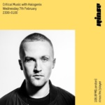 Halogenix – Critical Sound no.51 | RinseFM