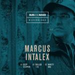 Marcus Intalex – Marcus Intalex EP [SUNANDBASS]