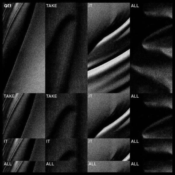 QZB – Take It All EP [Critical Music]