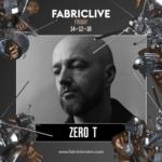 Zero T – FABRICLIVE x Metalheadz Promo Mix