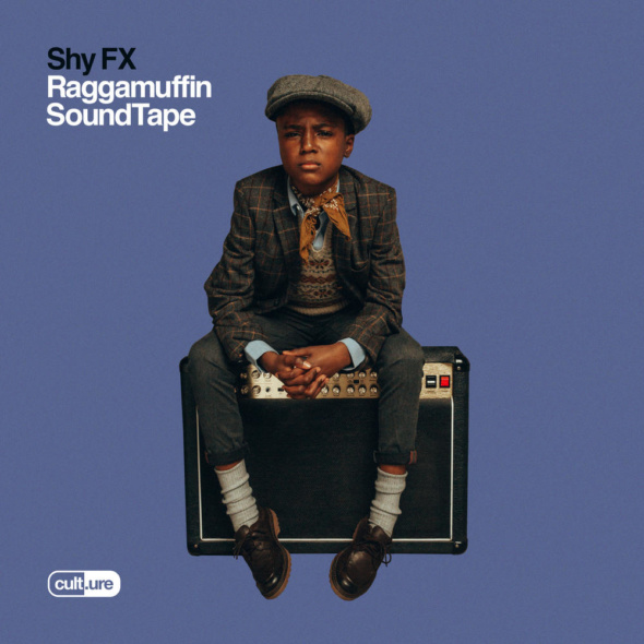Shy FX – Raggamuffin SoundTape [Cult.ure]