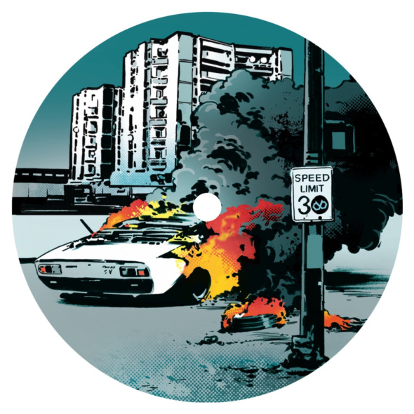 HomeSick – Burnout 2099 EP [Defrostatica]