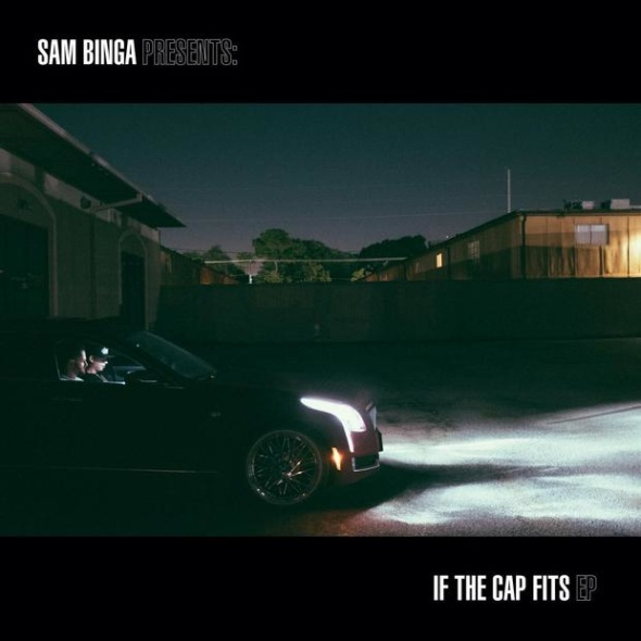 Sam Binga – If The Cap Fits EP [Critical Music]