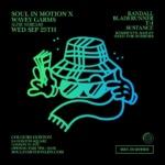 Sustance / T>I – SOUL IN MOTION X WAVEY GARMS | Colours Hoxton London