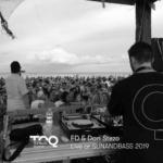 FD & Dan Stezo – Live at SunandBass 2019