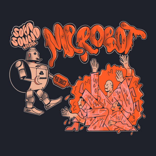 The Sauce – Mr Robot ft Aioli / The Click [Sofa Sound]