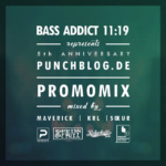 KRL x Maverick x SŒUR – Bass Addict 11:19 Promo Mix
