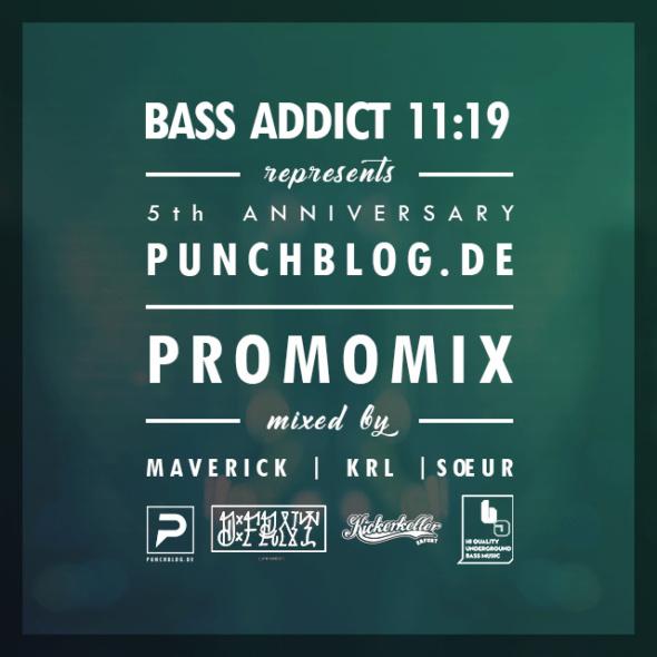 KRL x Maverick x SŒUR – Bass Addict 11:19 Promo Mix
